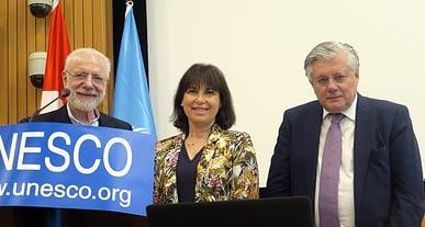 Türk sivil toplum kuruluşlarının başarısı UNESCO'da konuşuldu!