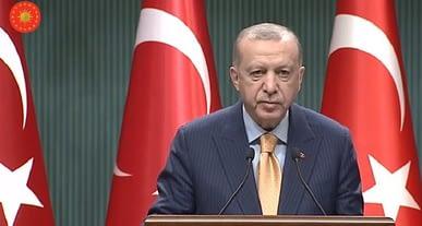 Cumhurbaşkanı Erdoğan'dan fahiş fiyat tepkisi: 5 tane zincir market piyasayı altüst ediyor!