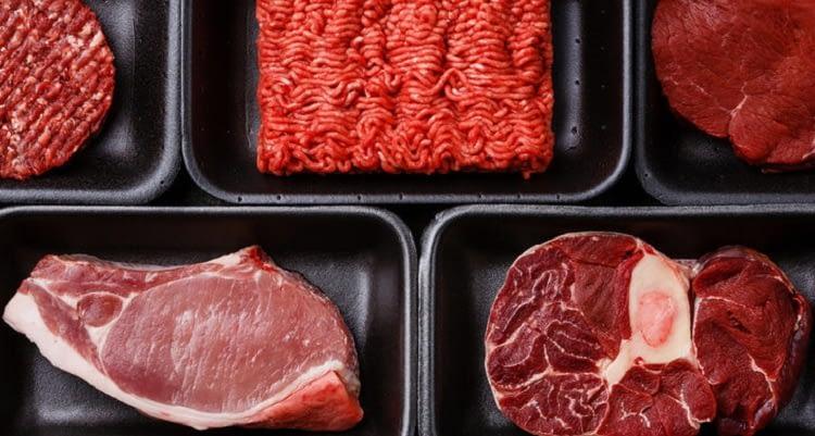 Kırmızı et ve işlenmiş et yine hedefte
