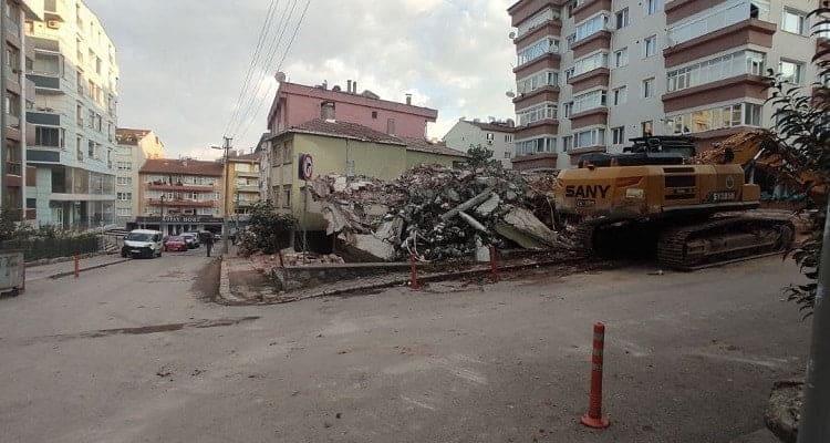 Çevre ve Şehircilik Bakanlığından bina yıkım yönetmeliği!