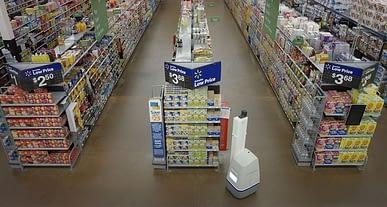 Dev market zinciri robotlardan vazgeçiyor!