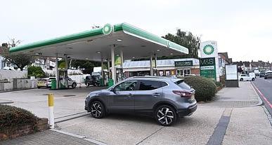İngiltere'de benzin krizi: Hükümet gıda tedariki için önlemini açıkladı