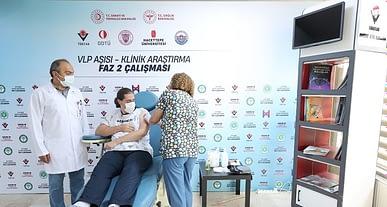 Yerli VLP aşısında Faz-2 aşılamaları tamam! Eylül'de Faz-3 başlayacak