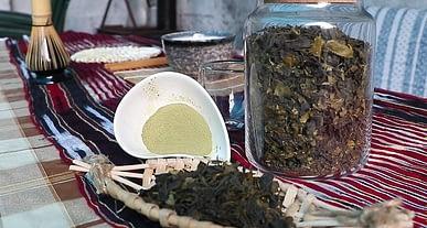 Türk çayının yeni ürünü Matcha!