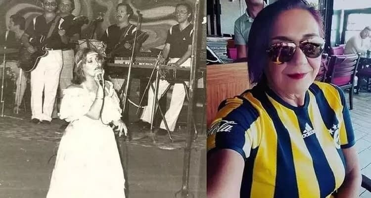 Şarkıcı Efkariye hayatını kaybetti