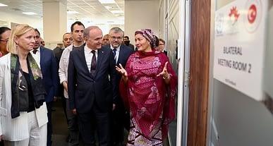 BM Teknoloji Bankası Türkiye'de açıldı