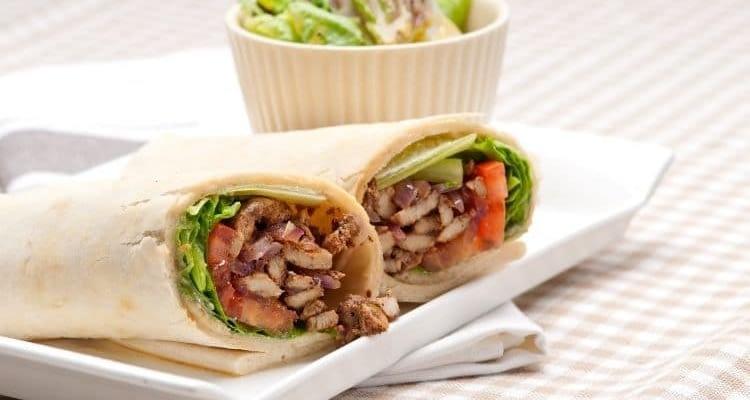 Dünyaca ünlü şeflerden yemek tarifleri | Tavuk Shawarma