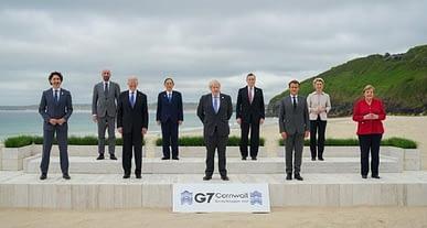 G7 Zirvesi sonrası Biden'dan küresel ekonomi mesajı!