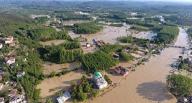 Düzce'de selin bilançosu: 475 bina hasar gördü, 85 bina yıkıldı