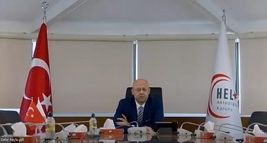 TGDF, 'Helal Belgelendirmede Küresel Güveni' konuştu!